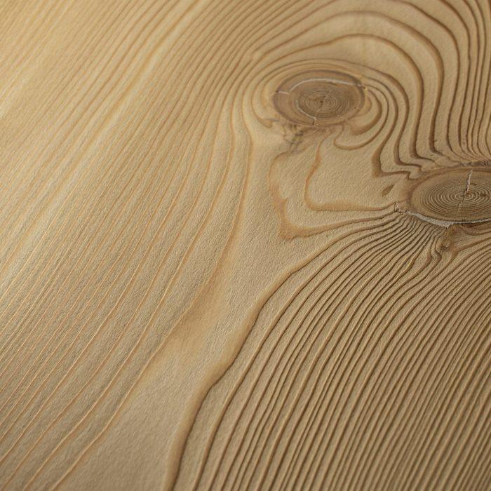Douglas floorboards brushed