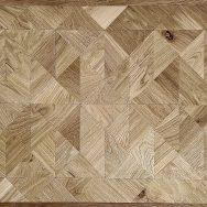 Holz Wandbild aus Eiche